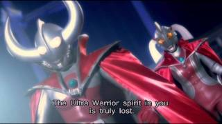 [ENG SUB] Ultra Galaxy Legend The Movie part 2