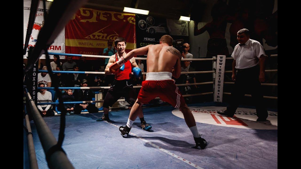 Босс Бокса 2 Апреля - Повар против Бовара
