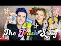 THE TRASH SONG  - OFFICIAL SONG (Jessie Paege + CrankthatFrank)