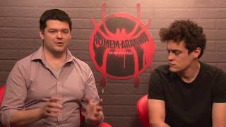 Chris Miller and Phil Lord Discuss Creating Spiderman: Into The Spiderverse