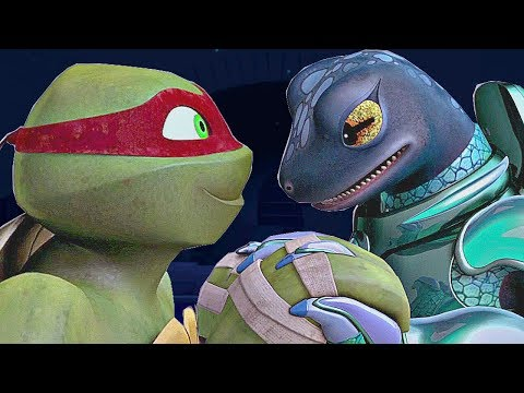 Teenage Mutant Ninja Turtles Legends PVP Episode 111 - Raphael Mona Lisa Song