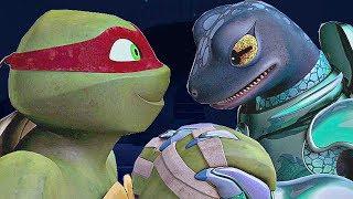 Teenage Mutant Ninja Turtles Legends PVP Episode 111 - Raphael Mona Lisa Song