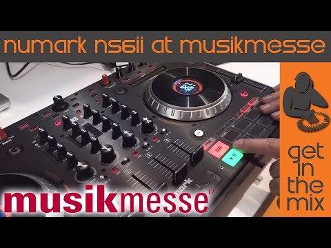 Numark NS6II Controller @ MusikMesse 2017