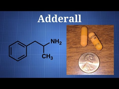 Adderall: What You Need To Know