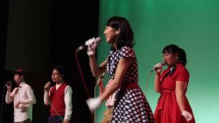 """名古屋アカペラサークルJP-act WinterLive2017""""Cue"""" バンド名:からンこ..."""