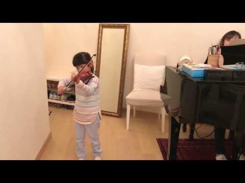 69th Hongkong Schools Music Festival Violin-Andantino