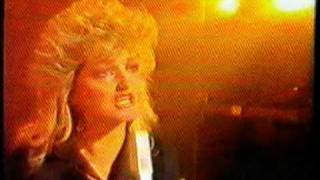 Bonnie Tyler   Faster Than The Speed Of Night TV Performance