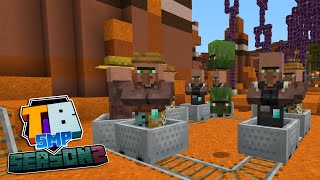 Villagers and Braincells - Truly Bedrock Season 2 - #16