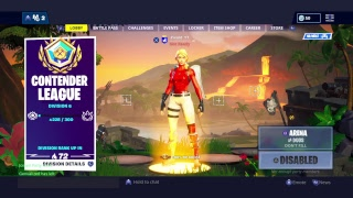 FortNite ARENA MODE DIVISION 6!! w/Genualized 237 POINTS R.I.P NIPSEY HUSSLE