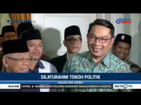 Kang Emil Silaturahmi ke Rumah Ma'ruf Amin Mp3