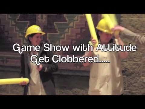 DigiGames Wireless Clobber Mobile Trivia Quiz Game Show System