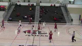 Las Positas vs De Anza College Men's Basketball.