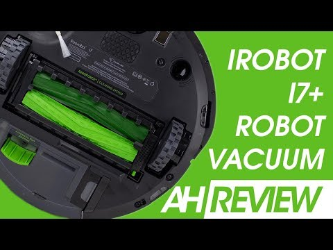iRobot Roomba i7+ Review - Self Cleaning Machine