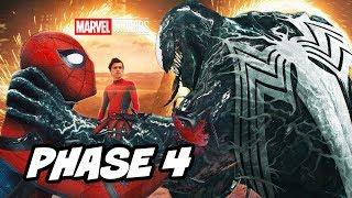 Why Sony Says Spider-Man Not Going Back To Marvel - Avengers Marvel Phase 4