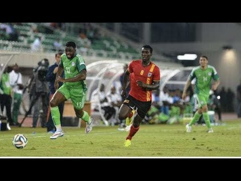 Uganda news | Uganda Cranes Lineup Friendly Against Nigeria's Super Eagles In Asaba