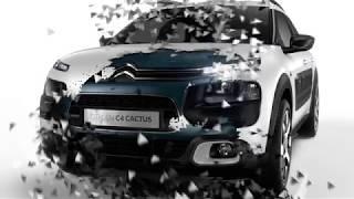 Download lagu New Citroën C4 Cactus Morphing Legacy MP3
