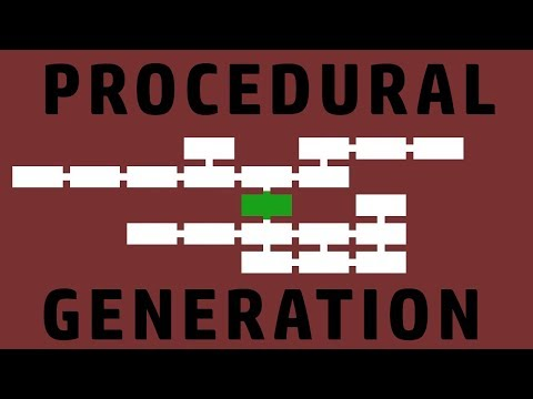 Procedural Generation in Unity (Tutorial)