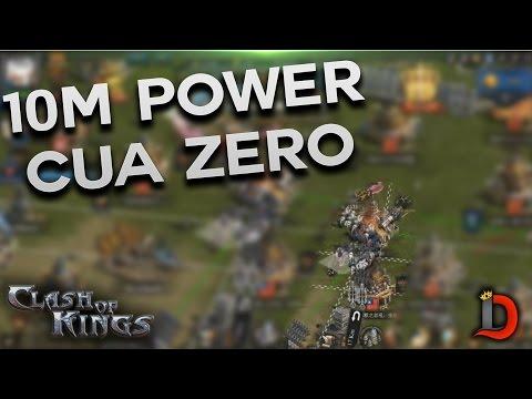 10M POWER CUA ZERO K440 (CLASH OF KINGS)
