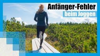 Joggen: 12 gängige (und vermeidbare) Anfängerfehler beim Laufen 🏃🏽♂️