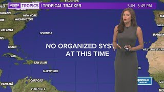 Tropical Weather Forecast: Atlantic Ocean mid-July forecast