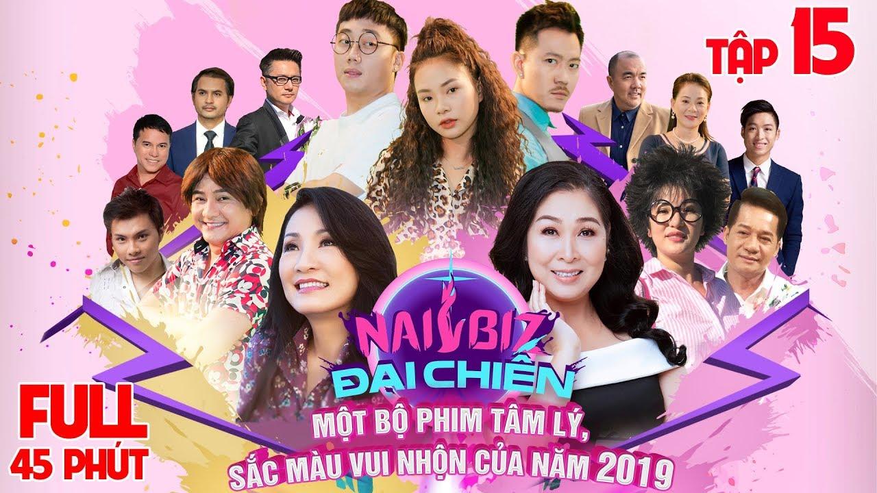 NAILBIZ ĐẠI CHIẾN - TẬP 15 - FULL | Phim Gia Đình Việt 2019