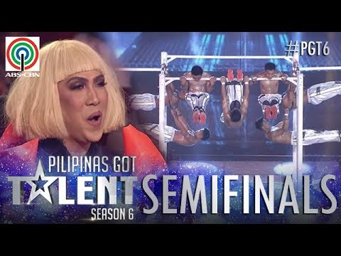 Pilipinas Got Talent 2018 Semifinals: Bardilleranz - Pull Up Bars