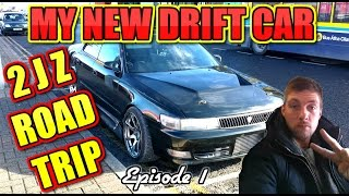 vuclip 🐒 BUYING A 600HP DRIFT CAR - TOYOTA CHASER JZX90 1.5JZ
