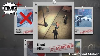 Silent Killer, Sniper Honor Blacklist mission #2- Chapter 1- Rescue