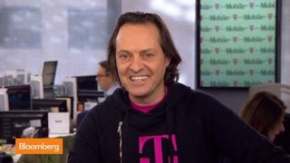 John Legere: T-Mobile's Data Plan Is a Game Changer