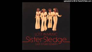 Sister Sledge - Lost In Music (Philip Kelsey DMC Mix)