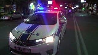 В Ереване ровно две недели вооруженная группа удерживала захваченное здание ППС.