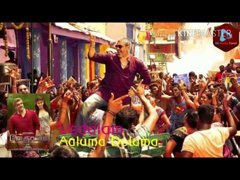 Tamil songs aaluma doluma mp3 songs