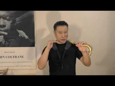 Sax Lesson 005  Make your sax talk! : Articulation & Nuance