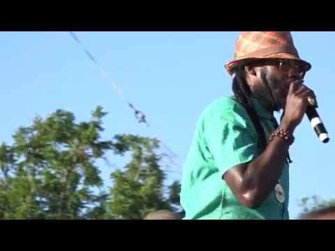 Tarrus Riley Sierra Nevada World Music Festival June 22, 2014 first 20 mins