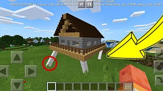 МОЙ ДОМ УБЕЖАЛ ОТ МЕНЯ в Minecraft PE 1.7.0.7 | НОВЫЙ АДДОН | СКАЧАТЬ БЕСПЛАТНО