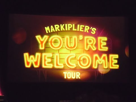 Markiplier's You're Welcome Tour // Akron, Ohio 10/8/17 - Dance Battle