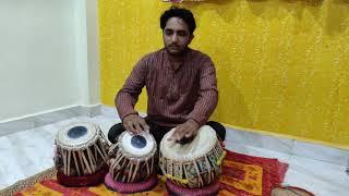 One Plus 6 MOBILE  4K 60FPS AUDIO VIDEO QUALITY TABLA BHAJANI THEKA