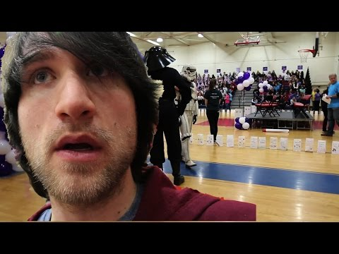 MCJUGGERNUGGETS RETURNS TO HIGH SCHOOL!