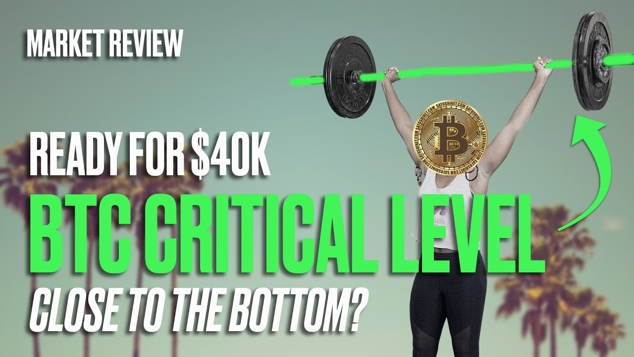 🚀Bitcoin Ready For $40K, But What Level Should Hold To Avoid A Crash?!🚀