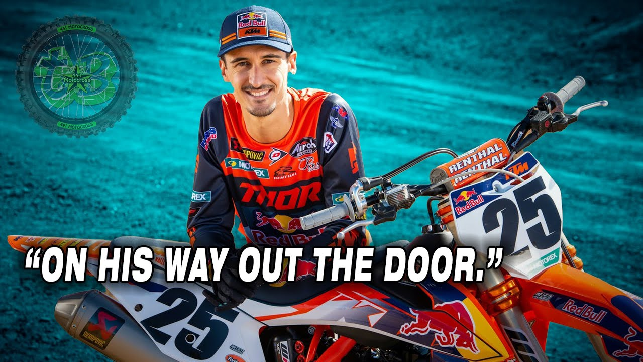 """""""Marvin might just slip away from KTM this year."""" 