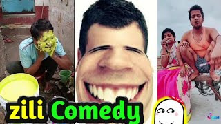Zili Funny Video😂 | Zili comedy Video | Funny Videos |Tiktok Comedy Videos |Tiktok Comedy | new 219
