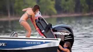 2015 Lowe Deep Vee Boats
