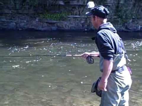The Epic Salmon River Run Pulaski NY 9/12/12