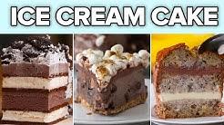 4 Amazing Ice Cream Cakes