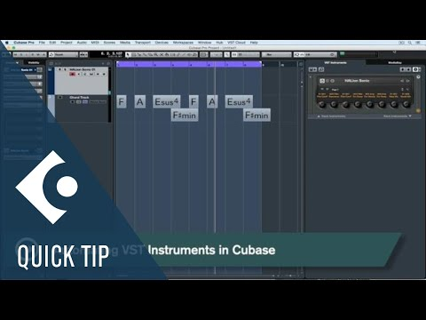 Automation For VST Instruments In Cubase | All You Need To Know About Automation
