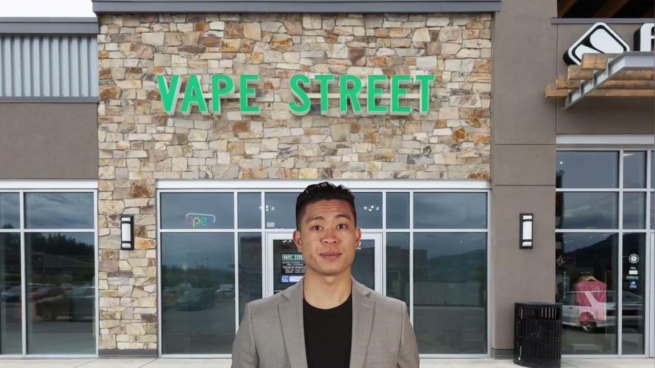 Vape Street Shop in West Kelowna, BC