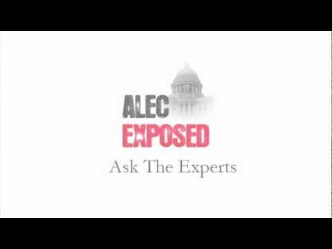 Nation Magazine Writer John Nichols Discusses the American Legislative Exchange Council (ALEC)