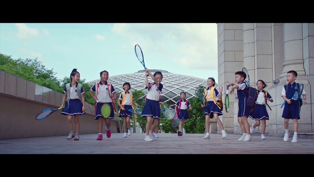 SHISEIDO WTA FINALS  SHENZHEN PROMOTION VIDEO