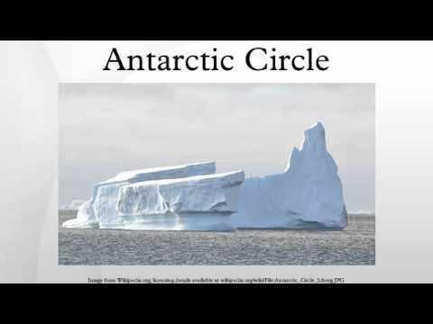 Antarctic Circle