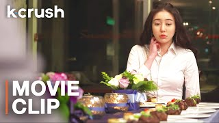 Crush says he'll date her...but only if she can finish 20 steaks by herself! | Plump Revolution